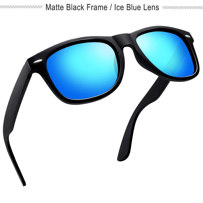 Amazon.com: Joopin - Gafas de sol unisex polarizadas ...