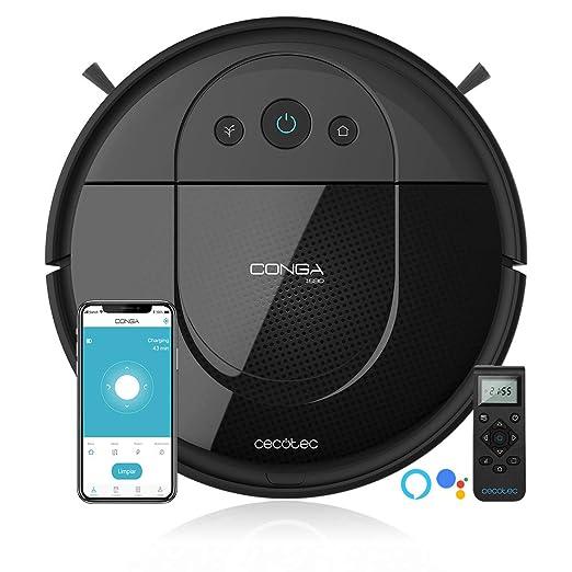 Cecotec Conga Serie 1690 Pro, Robot Aspirador 2700 Pa, (Tecnología ...