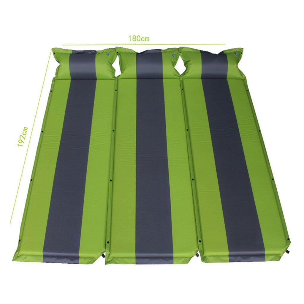 YOTA HOME Picknick-Matte Moisture-Proof Automatische Aufblasbare Camping Schlafen Pad Zelt Mittagspause Schlaf Pad Faltbare Outdoor Tragbare 192  180 cm Picknickdecken