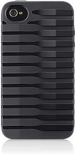 Belkin Essential 010 iPhone 4 Case, Compatible with iPhone 4S (Blacktop)