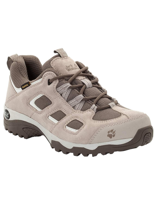 Beige (Moon Rock 5041) Jack Wolfskin Vojo Hike 2 Texapore Low W Wasserdicht, Chaussures de Randonnée Basses Femme 40 EU