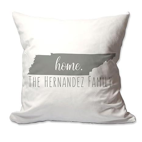 Amazon.com: Personalizado Estado de Tennessee Home Throw ...