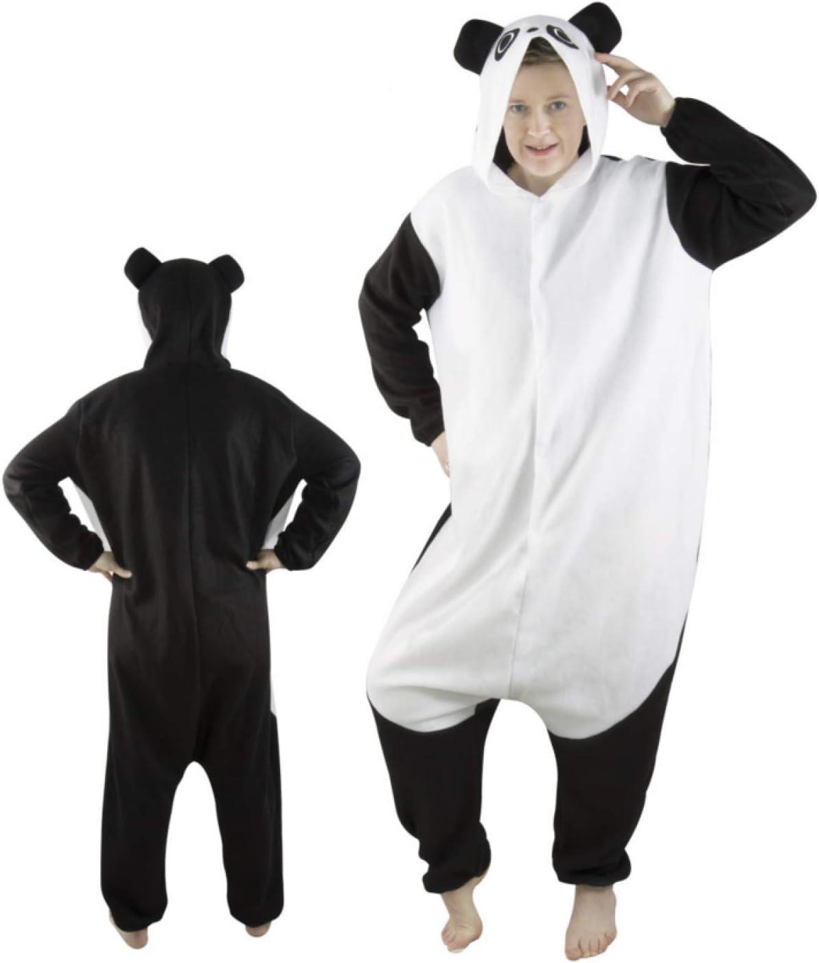 Generique - Disfraz Oso Panda Adulto: Amazon.es: Juguetes y juegos