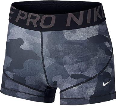 medios de comunicación Desconfianza móvil  Amazon.com: Nike Womens Workout Fitness Shorts: Clothing