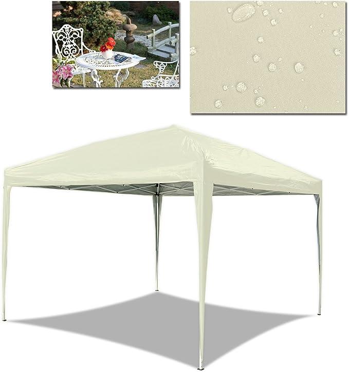 HG®carpas plegables 3x3m Pabellón plegable Tienda de jardín ...