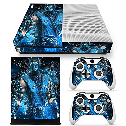 friendlytomato-xbox-one-s-console-and-wireless-controller-skin-set-mk-sub-xboxone-s-xos-sticker-viny