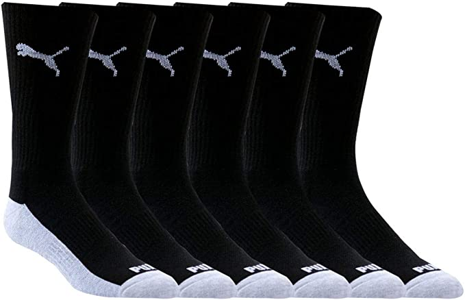 Puma Lifestyle Socks 2 Pair Pack