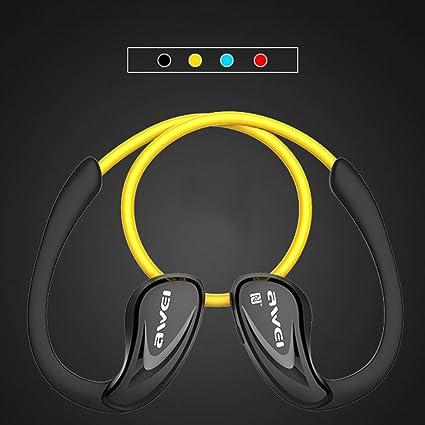 f86f22cbea3 Amazon.com: Creazy Awei A880BL Super Bass Sports Earphones Headphone ...