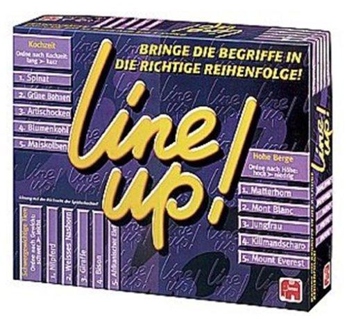 Jumbo Spiele 00400 - Line up!