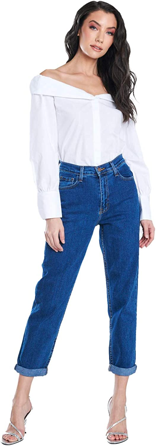 Vibrant 90 S Vibe Mom Jeans At Amazon Women S Jeans Store