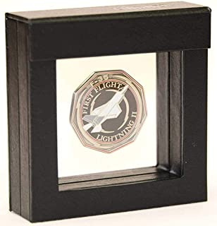 product image for flag connections 1 Single Challenge Coin Display Case Box Holder Shadowbox