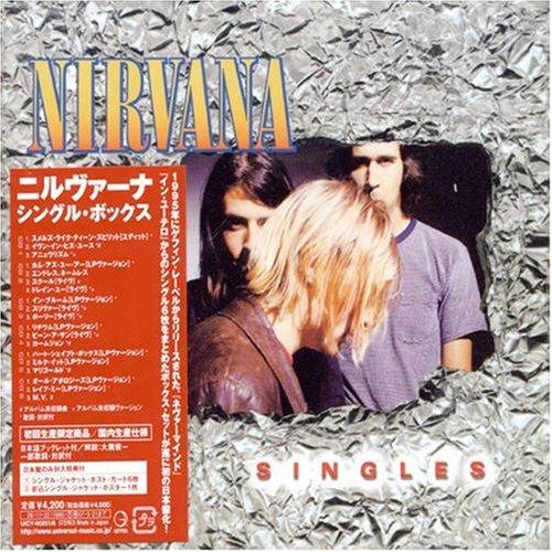 ニルヴァーナ / ニルヴァーナ・シングル・ボックス(限定盤)