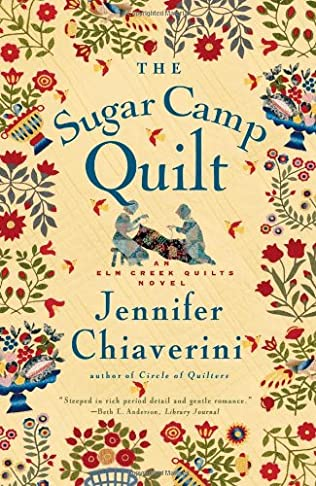 book cover of The Sugar Camp Quilt