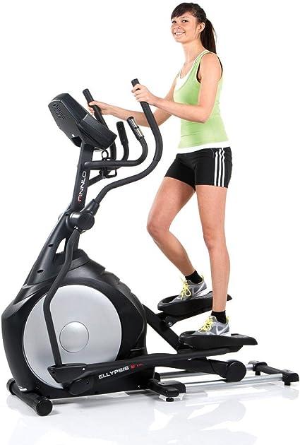 Finnlo Bicicleta Elíptica Ellypsis Sole XTR: Amazon.es: Deportes y ...