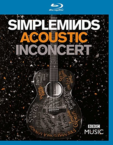 Acoustic in Concert [Blu-ray] (Best Rock Music Videos 2019)