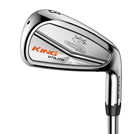 Cobra KING Utility Golf Club 3 Iron (ajustable de 18 a 21 ...