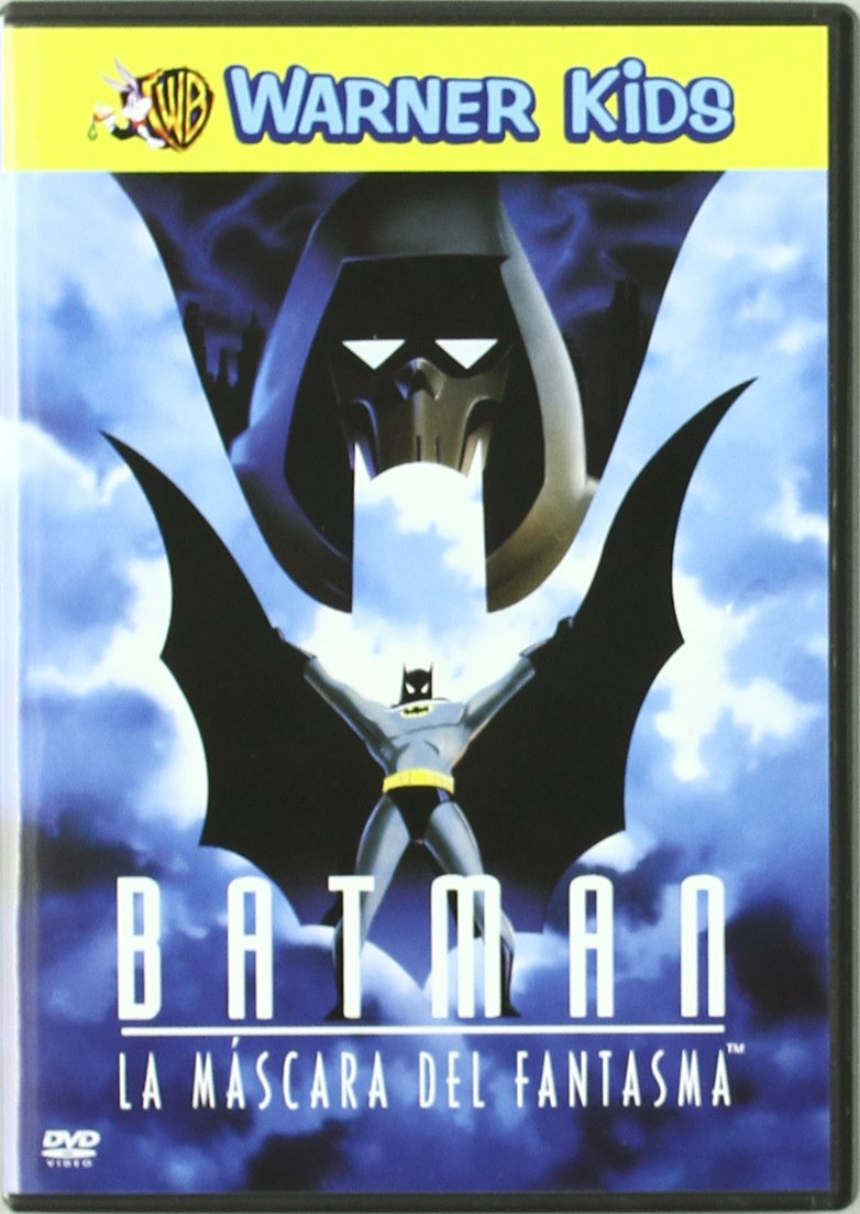 Amazon.com: Batman:La Mascara Del Fantasma (Import Movie) (European Format - Zone 2) (2005) Eric Radomski: Movies & TV