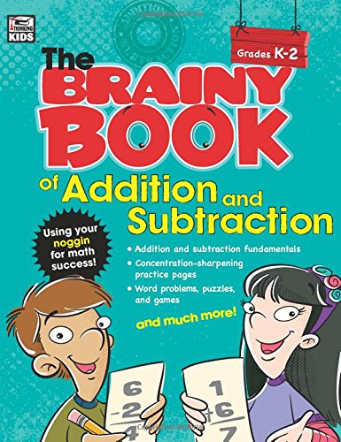 Brainy Book of Addition and Subtraction (Brainy Books)