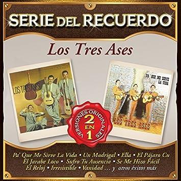 Los Tres Ases - Los Tres Ases (Serie Del Recuerdo 2 En 1) Sony-51731721 by Los Tres Ases (2016-05-04) - Amazon.com Music