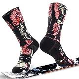 RANDY SUN Quality Gift Socks, Unisex Coolmax