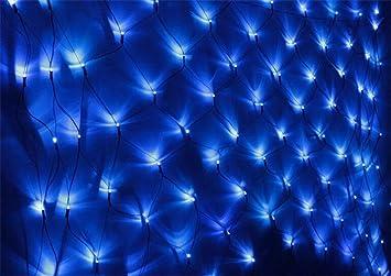 Xiaojia net lights christmas outdoor waterproof 2m x 15m 100 led xiaojia net lights christmas outdoor waterproof 2m x 15m 100 led net mesh decorative fairy aloadofball Choice Image