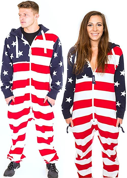 f860a938acb2 Amazon.com  American Flag Onesie (XXS)  Clothing