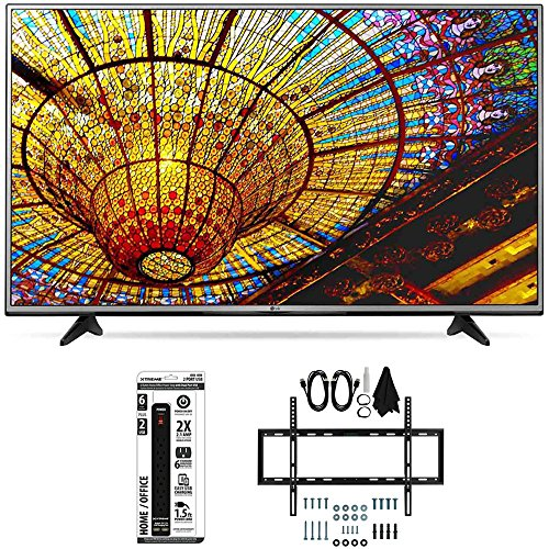LG-55UH6030-55-Inch-4K-UHD-Smart-LED-TV-w-webOS-30-Flat-Wall-Mount-Bundle-includes-TV-Slim-Flat-Wall-Mount-Ultimate-Kit-and-6-Outlet-Power-Strip-with-Dual-USB-Ports