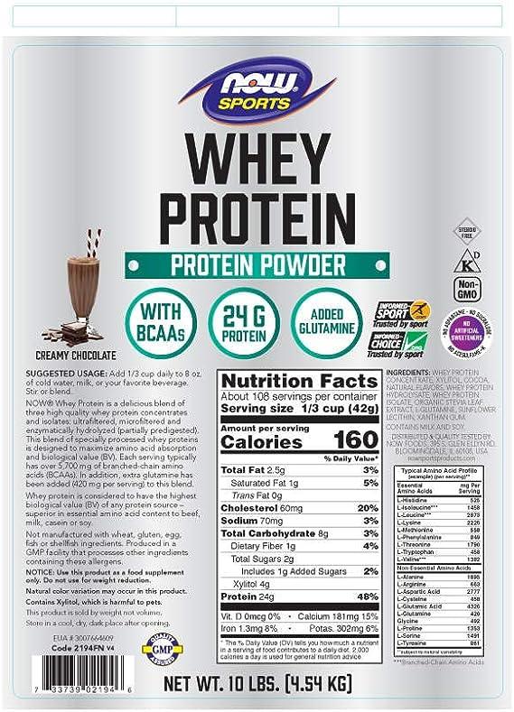 Whey Protein Dutch Choc (Mega Pack) 10 lbs