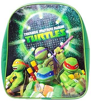 Amazon.com: Teenage Mutant Ninja Turtles Mini Mochila con el ...