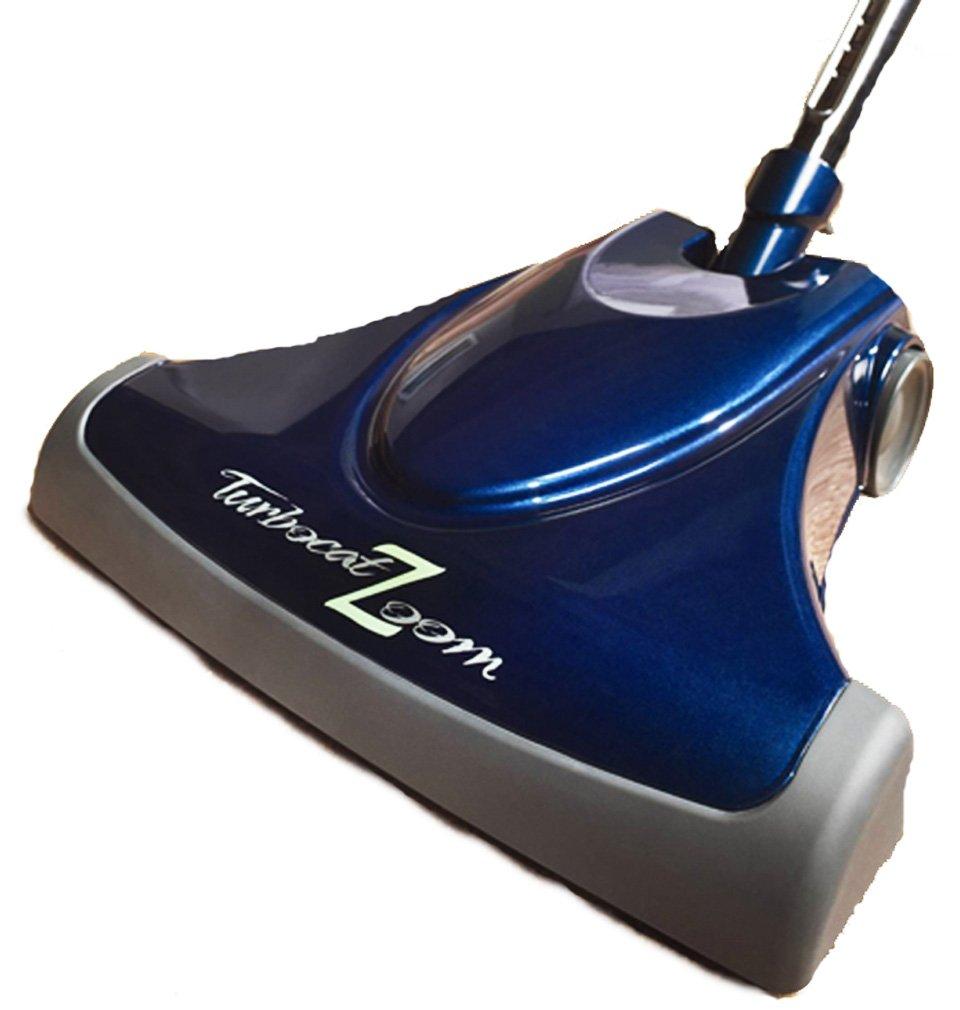Turbocat Zoom 8704 Air Drive, Sapphire Blue Vacuflo