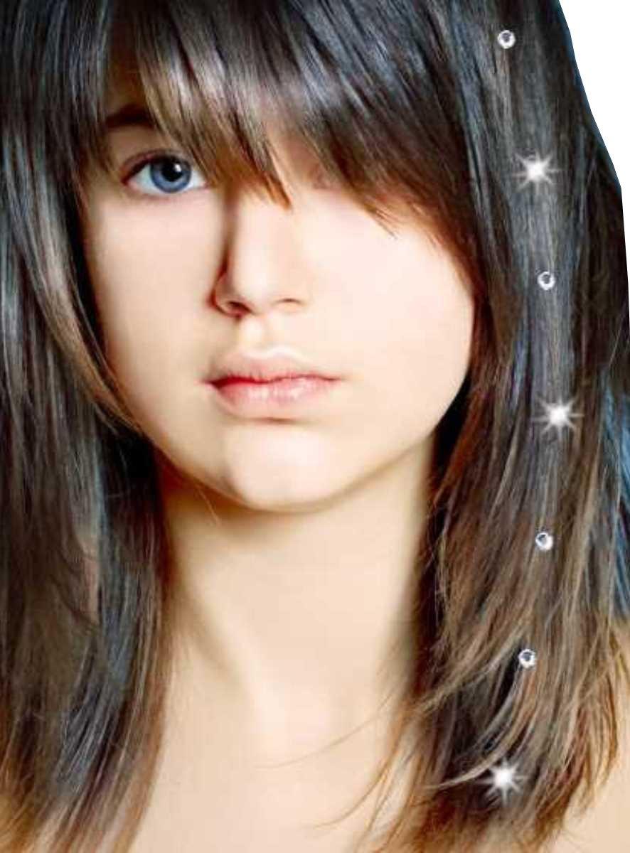 Extension de strass coiffure avec diamant synthétique - Blanc - Taille Unique Boutique-Magique
