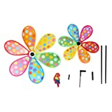 OTGO Double Layer Dots Windmill Kids Child Toys