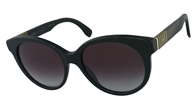 fb36fd2e70e0 Amazon.com  Fendi Pequin Ff 0013 s 100% Authentic Women s Sunglasses ...