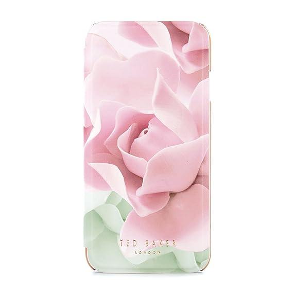 62f34c11da0803 Amazon.com  Ted Baker AW16 iPhone 8 7 Case - Luxury Folio Case Cover ...