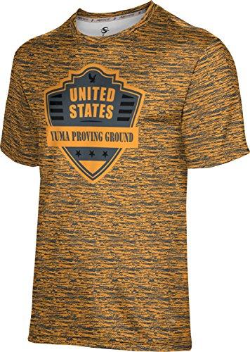 ProSphere Men's Yuma Proving Ground Military Brushed Shirt (Apparel) - In Yuma Az Shopping