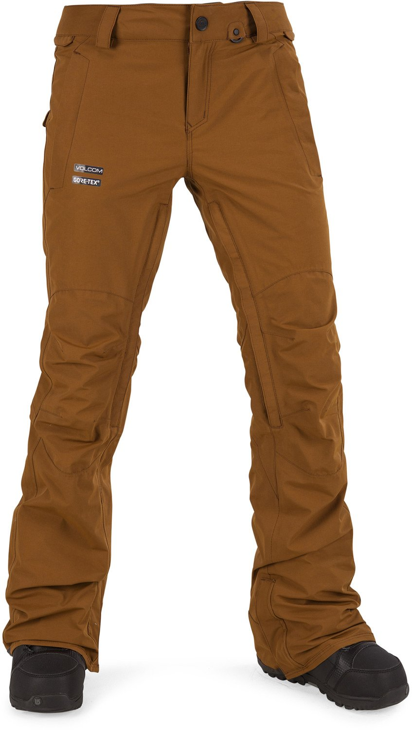 Volcom Snow Women's Knox Gore-TEX Pants Copper Medium by Volcom (Image #1)