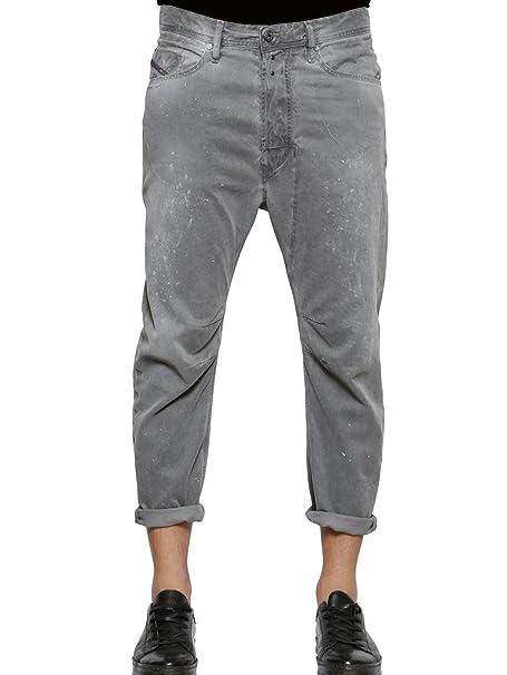 Diesel Narrot-A 93R Pantalones Vaqueros para Hombres Slim ...