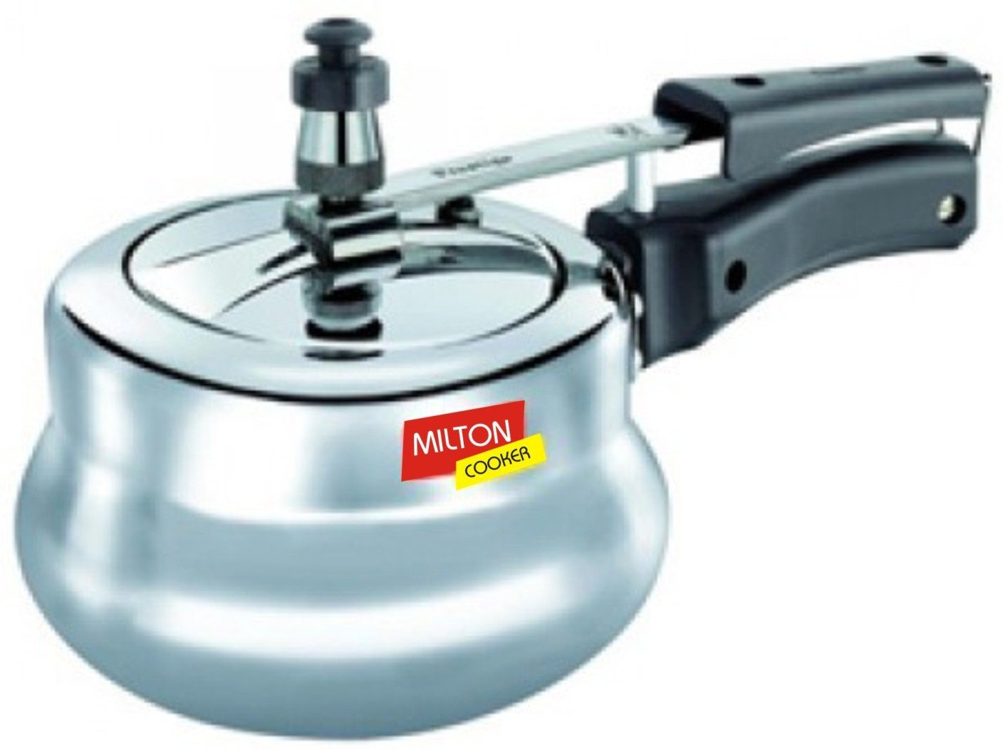Buy Milton Shape Handi Heavy Base With Double Steel Polish Pressure Cooker Induction Circuit Boardelectric Cookerinduction 7 L Online At Low Prices In India