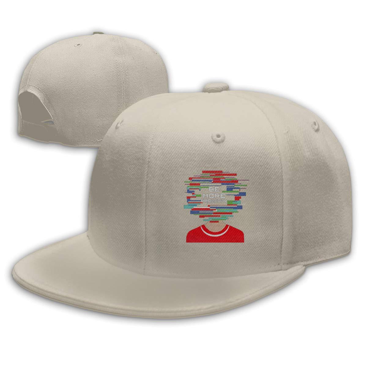 Monerla Ningpu Be More Chill Adjustable Denim Hats