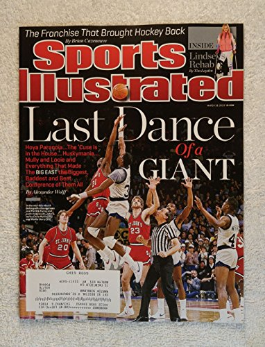 - 1980's Big East Basketball - Last Dance of a Giant - Patrick Ewing (Georgetown Hoyas) vs Chris Mullin & Walter Berry (St John's Red Storm) - Sports Illustrated - March 18, 2013 - SI