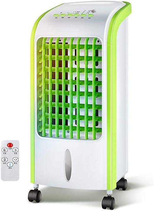 COLER Ventilador de Aire Acondicionado portátil, hogar 3 Control ...