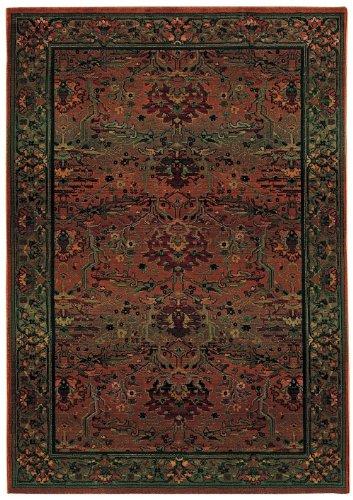 Oriental Weavers Traditional Rectangle Area Rug 6'7