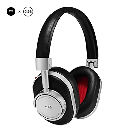 ddfb57b7cc9 Amazon.com: Master & Dynamic MW60 Wireless Premium Leather Over-Ear  Headphones with Extended Bluetooth 4.1 Range & 45mm Neodymium Driver:  Electronics