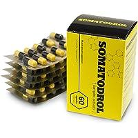 Somatodrol voedingssupplementen, capsules, ter verhoging van de testosteron- en groeihormoonspiegel, voor snelle…