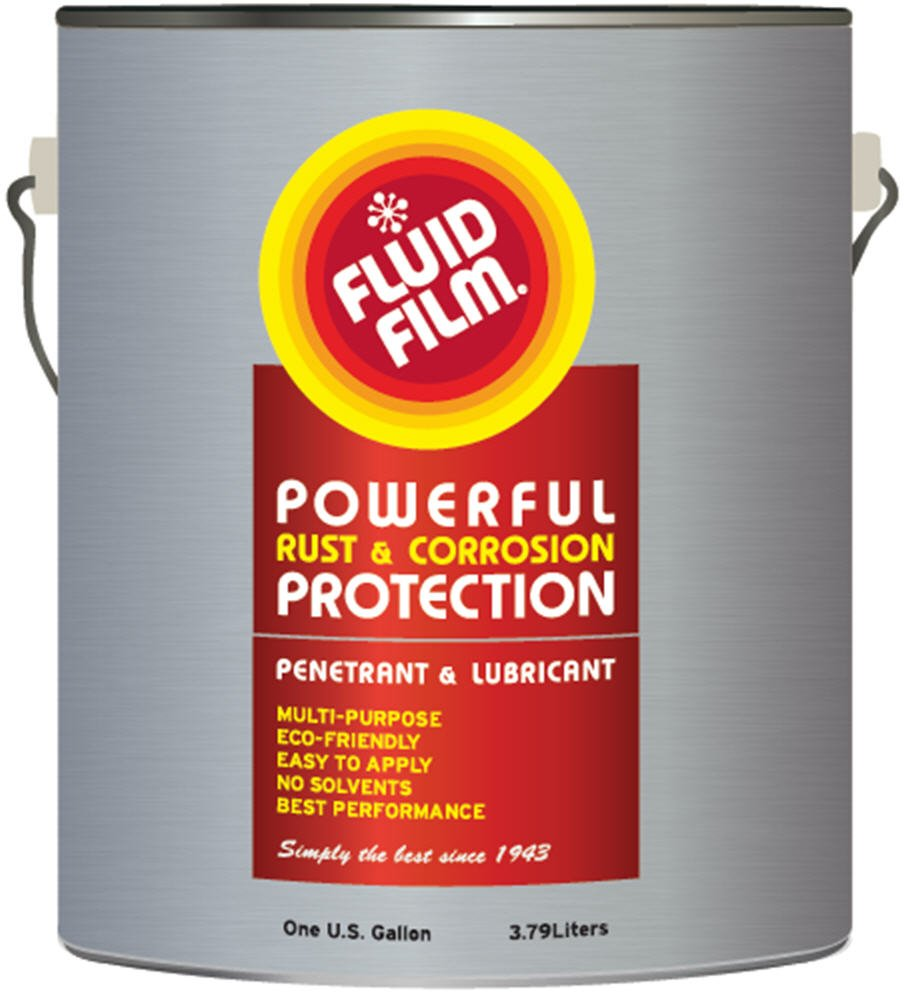 Fluid Film Rust and Corrosion Prevention Undercoating