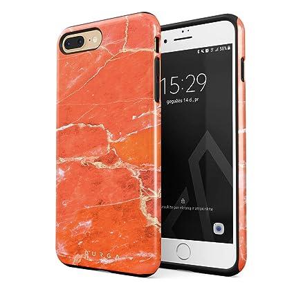Amazon.com: Burga - Carcasa rígida para iPhone 7 Plus y 8 ...