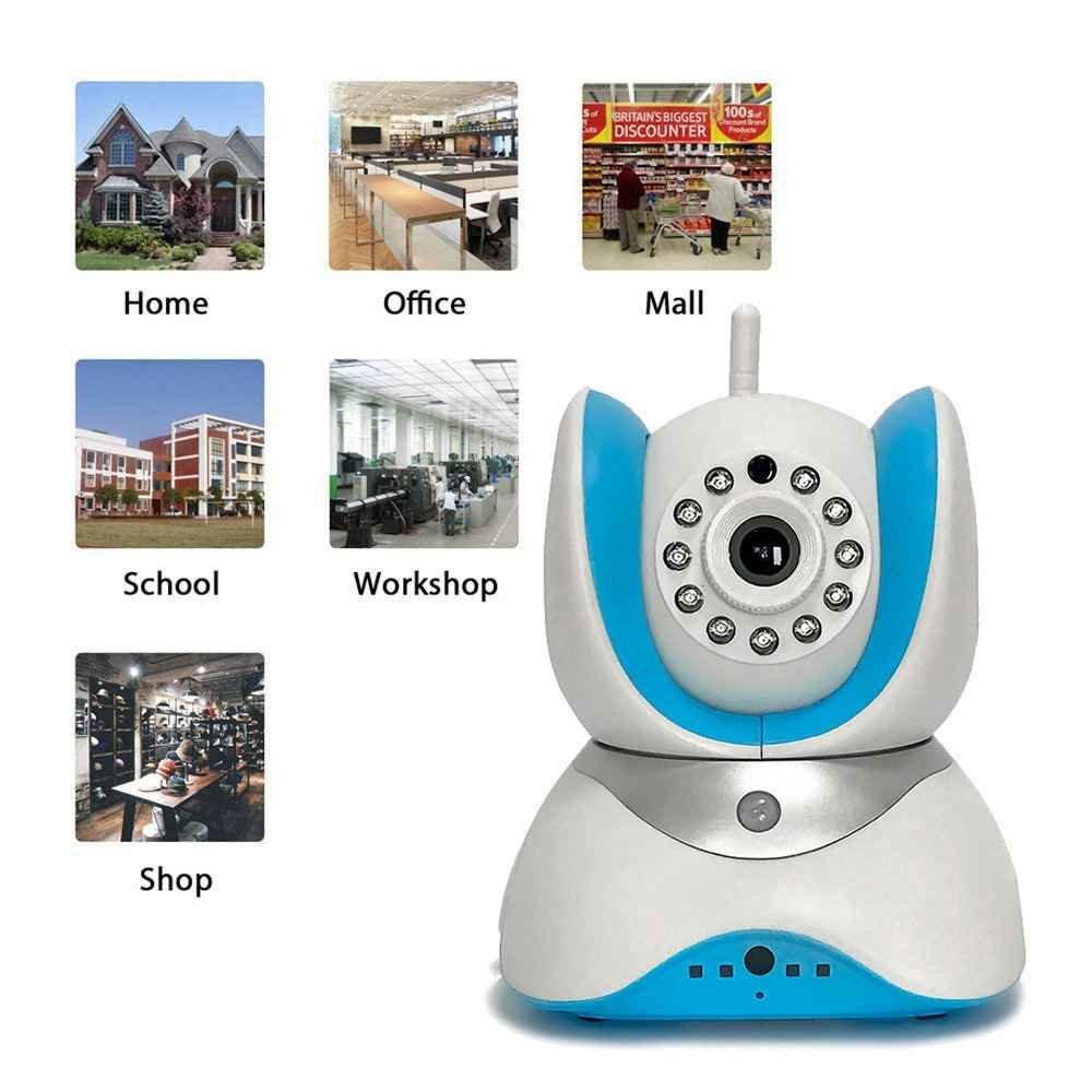 IP Kamera,WLAN/WiFi 11 IR LED Sicherheitskamera,3,6 mm Sicherheits Fernüberwachungskameras,720P Dome IP Kamera,Drahtlose Haus Überwachung,Plug & Play Dome Kamera,drahtlose HD-Überwachungskamera