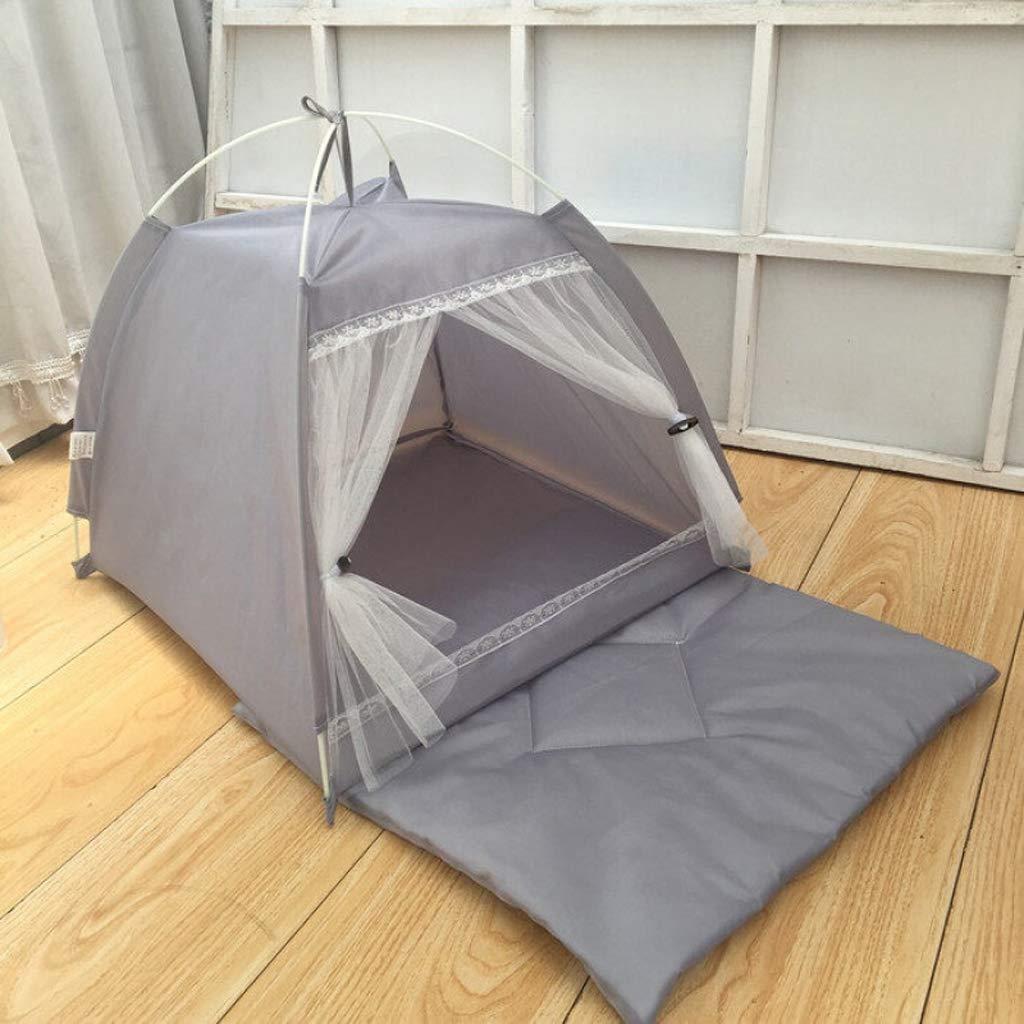A JBP Max Dog Bed Cat Nest Pet Nest Pet Bed Fully Removable And Washable Pet Nest Pet Tent 40  40  37Cm Suitable For 3 Kg,E