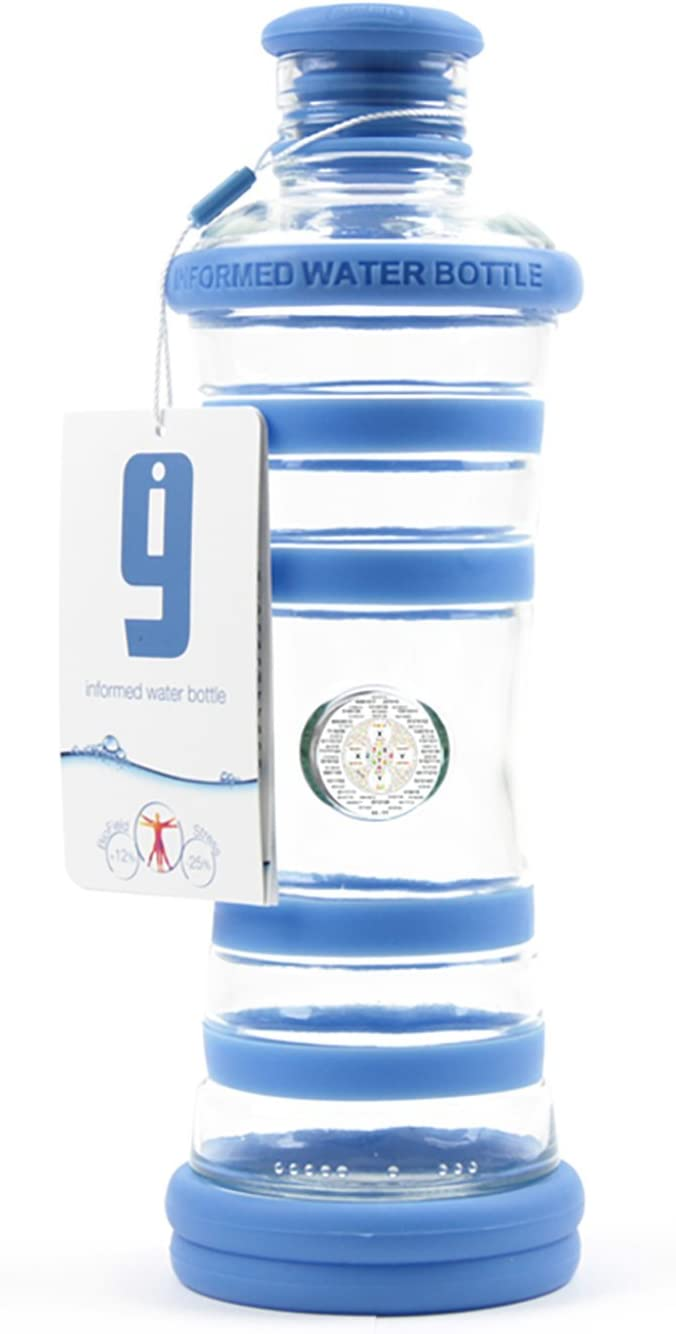 Bouteille i9 Relaxation eau vivante, structurée et informée ...