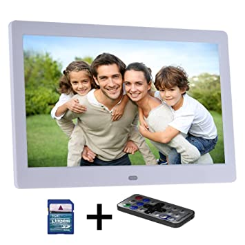 Marco digital digital photo frame LCD de 10 pulgadas Digital Photo Frame marco fotográfico digital HD